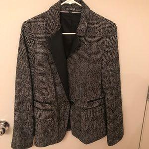 Tweed Express blazer